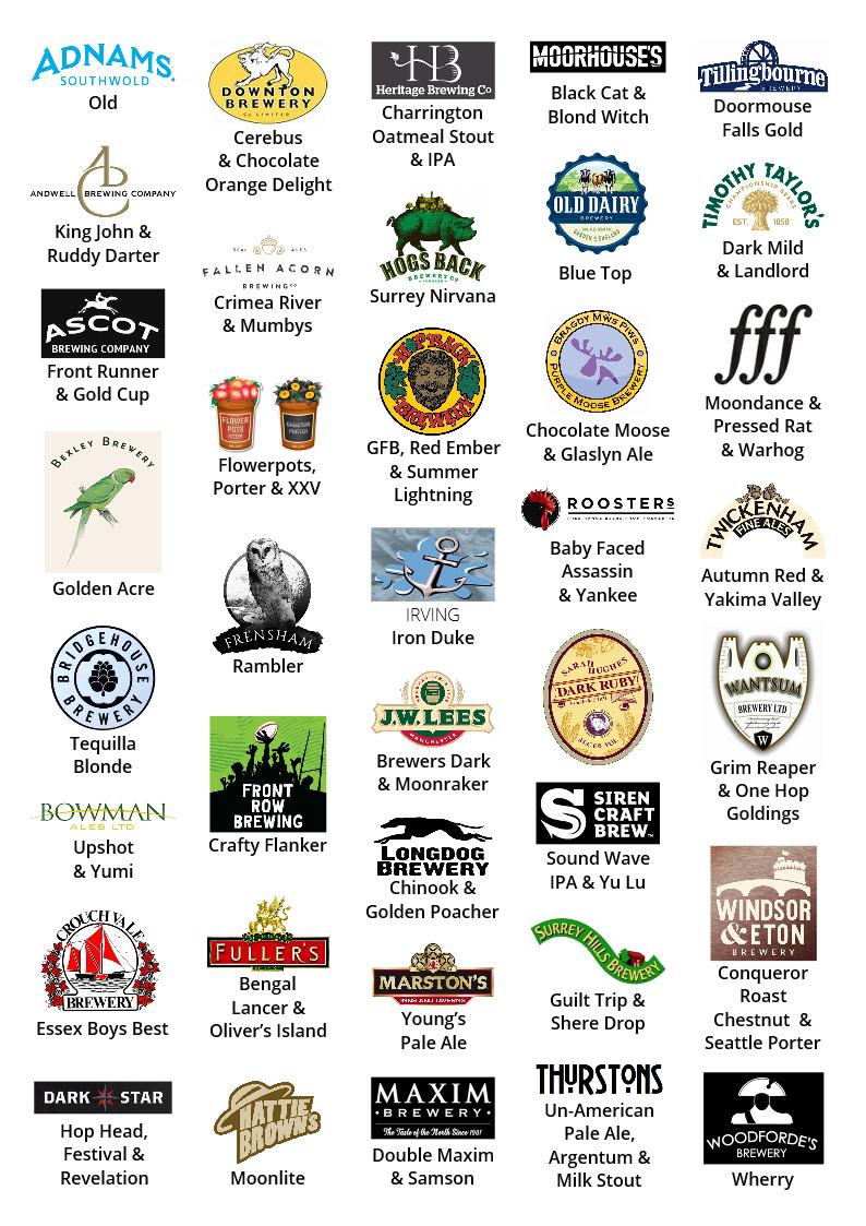 Beer List Final